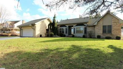 Waynesboro Single Family Home For Sale: 19 Christopher Ct