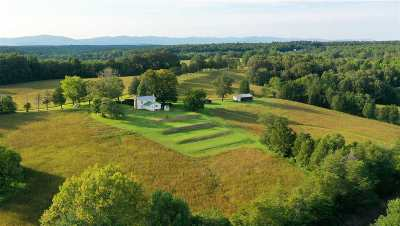 Albemarle County Lots & Land For Sale: 4349 Burnley Station Rd