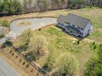Orange Single Family Home For Sale: 19140 Mountain Track Rd