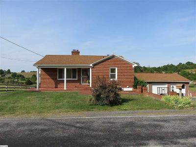 Augusta County Single Family Home For Sale: 61 Old Churchville Rd