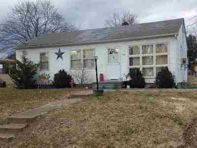 Elkton Single Family Home For Sale: 214 Fairfax Ave