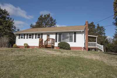 Rockingham County Single Family Home For Sale: 127 Big Spring Dr