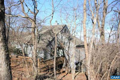 Nelson County Single Family Home For Sale: 72 Squirrel Tree Ln