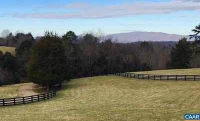 Charlottesville Lots & Land For Sale: 1324 Broomley Rd