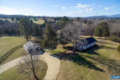 Albemarle County Single Family Home For Sale: 1326 Broomley Rd