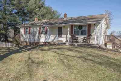 Rockingham County Single Family Home For Sale: 70 Cary St