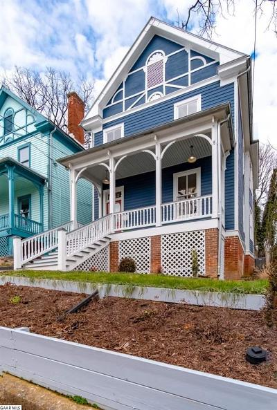 Staunton VA Single Family Home For Sale: $339,000