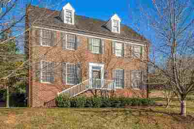 Staunton Single Family Home For Sale: 308 Laketree Dr