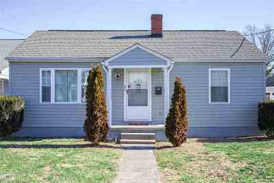 Elkton Single Family Home For Sale: 308 Jackson Ave