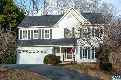 Albemarle County Single Family Home For Sale: 1277 Dunlora Dr