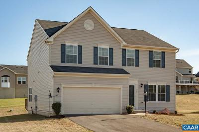 Barboursville Single Family Home For Sale: 367 Holly Hill Dr
