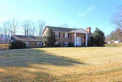 Shenandoah County Single Family Home For Sale: 432 E Reservoir Rd