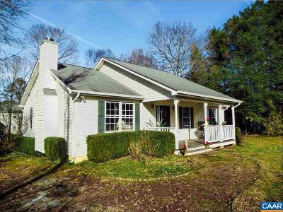 Palmyra Single Family Home For Sale: 18 Haversack Rd