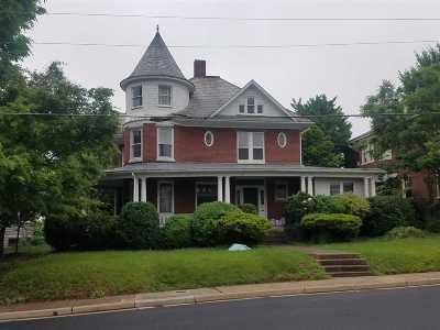 Harrisonburg Rental For Rent: 272 Newman Ave