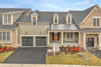 Albemarle County Townhome For Sale: 2236 Golf Dr