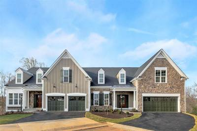 Albemarle County Townhome For Sale: 2234 Golf Dr