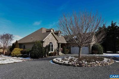 Nelson County Single Family Home For Sale: 15 Windthistle Ln