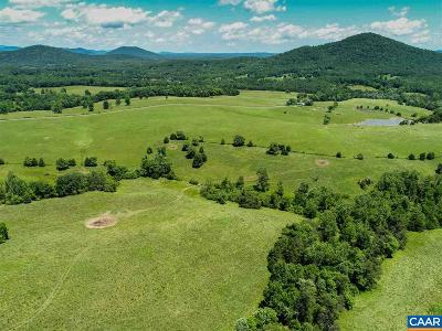 Albemarle County Lots & Land For Sale: 5833 Wesley Chapel Rd