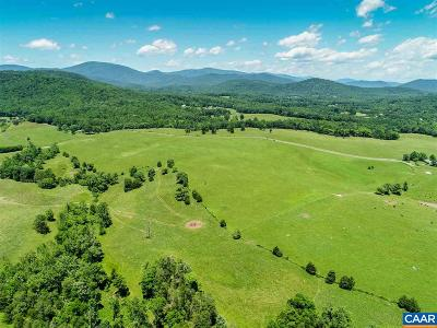 Albemarle County Lots & Land For Sale: Free Union Rd
