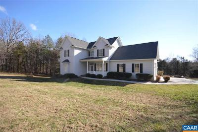 Single Family Home For Sale: 3308 Welsh Run Rd