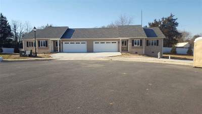 Rockingham County Townhome For Sale: 14500 Vinny Ct