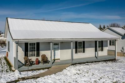 Weyers Cave VA Single Family Home For Sale: $169,900