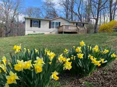 Albemarle County Single Family Home For Sale: 8914 Durrette Rd