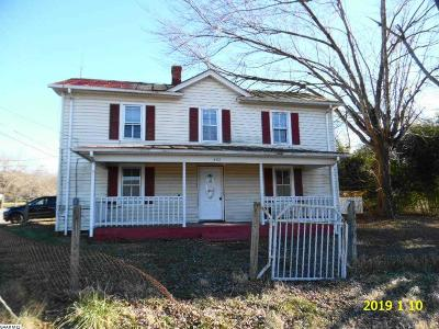 Waynesboro Single Family Home For Sale: 952 N Forest Ave