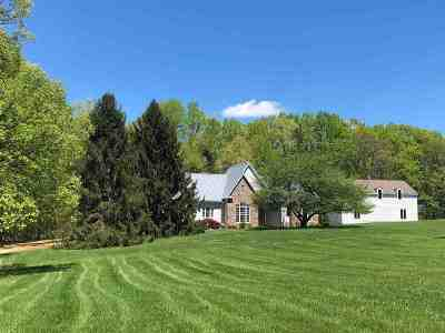 Albemarle County Single Family Home For Sale: 1172 Woodlands Rd