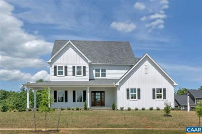 Crozet Single Family Home For Sale: 53 Miller School Rd