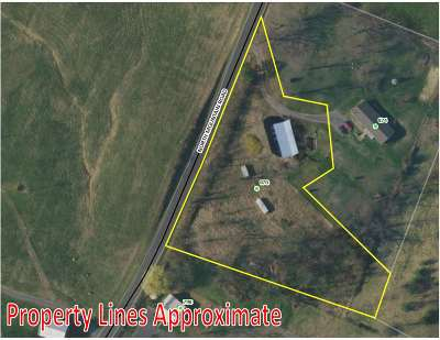 Timberville Lots & Land For Sale: 870 North Mountain Rd