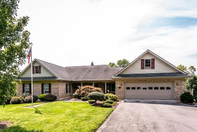 Weyers Cave VA Single Family Home For Sale: $399,000
