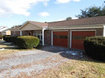 Staunton Single Family Home For Sale: 776 Old Greenville Rd