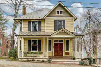 Charlottesville Single Family Home For Sale: 413 NE 2nd St