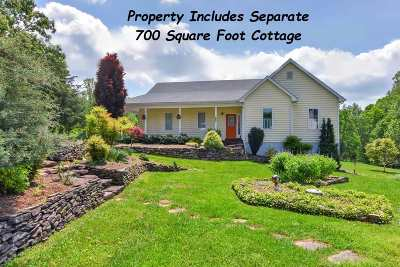 Charlottesville Single Family Home For Sale: 3669 Stony Point Rd