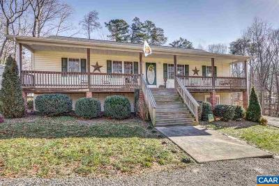 Louisa County Single Family Home For Sale: 602 Virginia Ave
