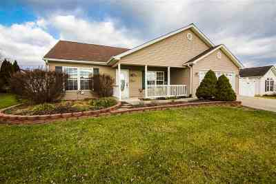 Augusta County, Rockingham County Single Family Home For Sale: 43 Clayton Ct