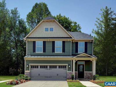 Albemarle County Single Family Home For Sale: 57 Glissade Lane