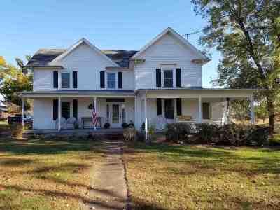Barboursville Single Family Home For Sale: 5295 Spotswood Trl