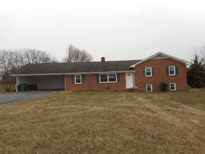 Rockingham County Single Family Home For Sale: 417 S Sunset Dr