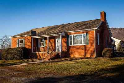 Penn Laird Single Family Home Sold: 7599 McGaheysville Rd