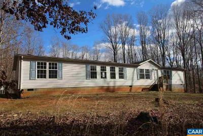 Nelson County Single Family Home For Sale: 322 Piney Mountain Ln