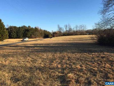 Louisa Lots & Land For Sale: L 1 W Old Mountain Rd