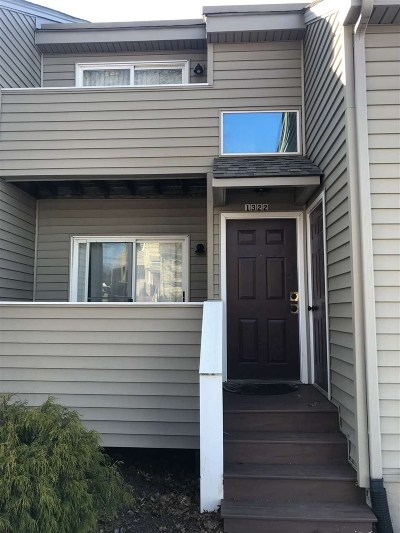 Harrisonburg Townhome For Sale: 1322 Bradley Dr