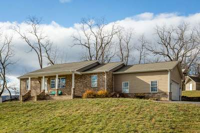 Linville Single Family Home Sold: 9001 Mt Zion Rd
