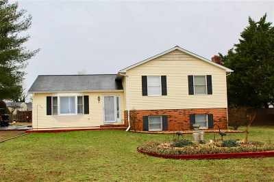 Rockingham County Single Family Home For Sale: 705 19th St
