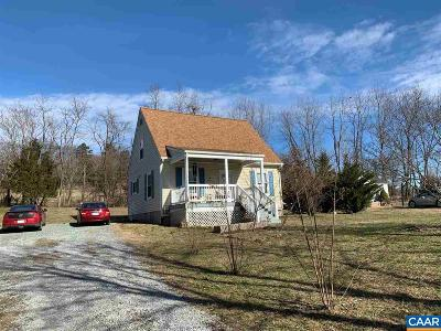 Albemarle County Single Family Home Pending: 6128 Cling Ln