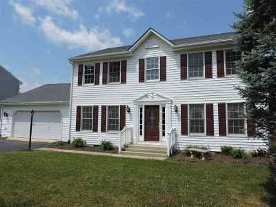 Stuarts Draft Single Family Home For Sale: 155 Arrowhead Ln