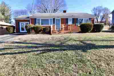 Single Family Home For Sale: 103 E Luray Ave