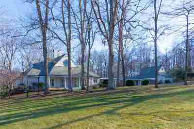 Charlottesville Single Family Home For Sale: 355 Spring Ln
